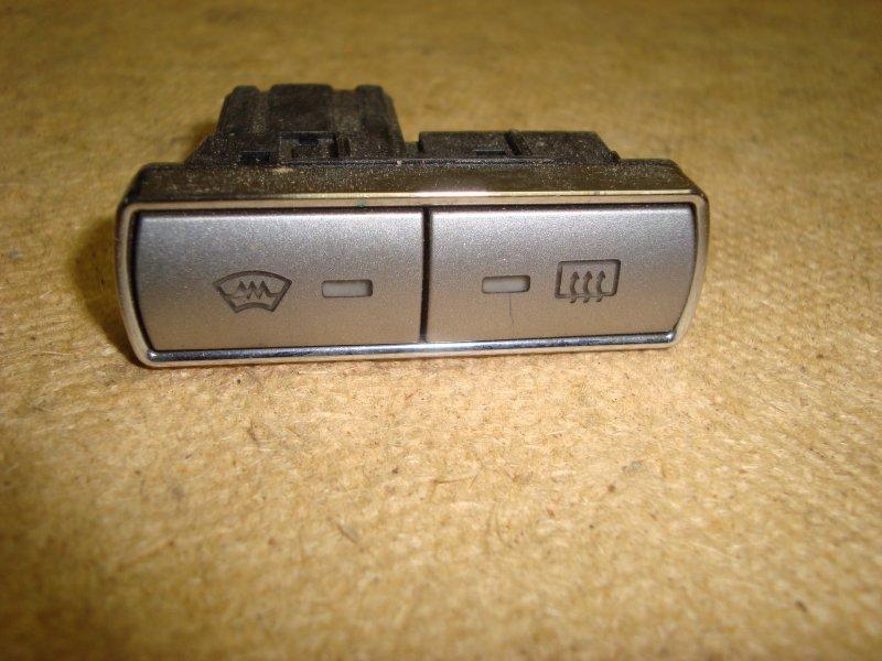 Кнопка обогрева лобового и заднего стекла Ford Mondeo 4 BG 2.0 2007 (б/у)