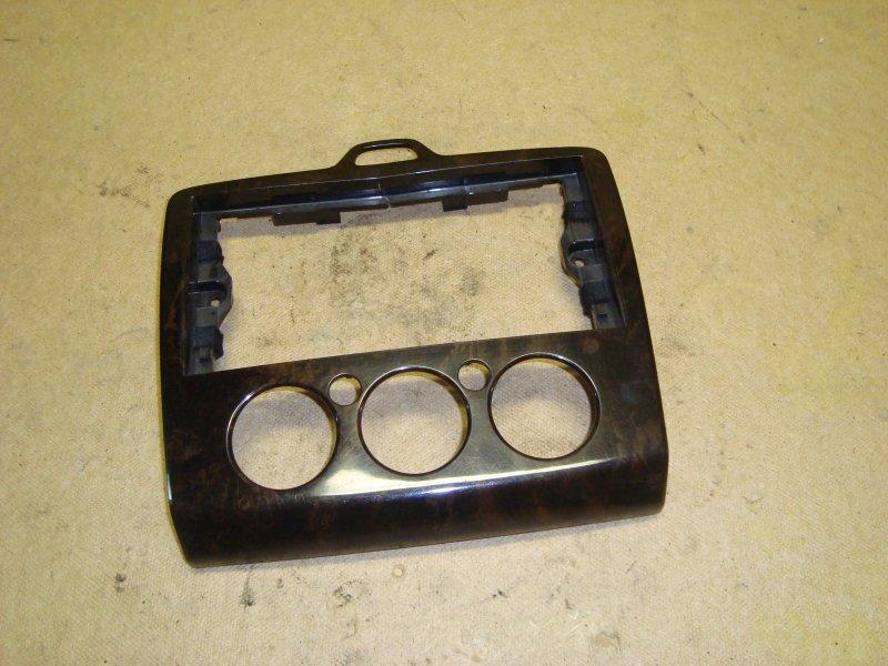 Рамка магнитолы Ford Focus 2 CB4 1.8 2006 (б/у)