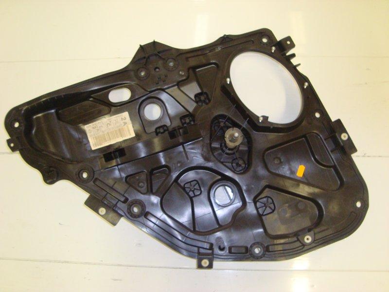 Стеклоподъемник Ford Fusion DIESEL 2006 задний левый (б/у)