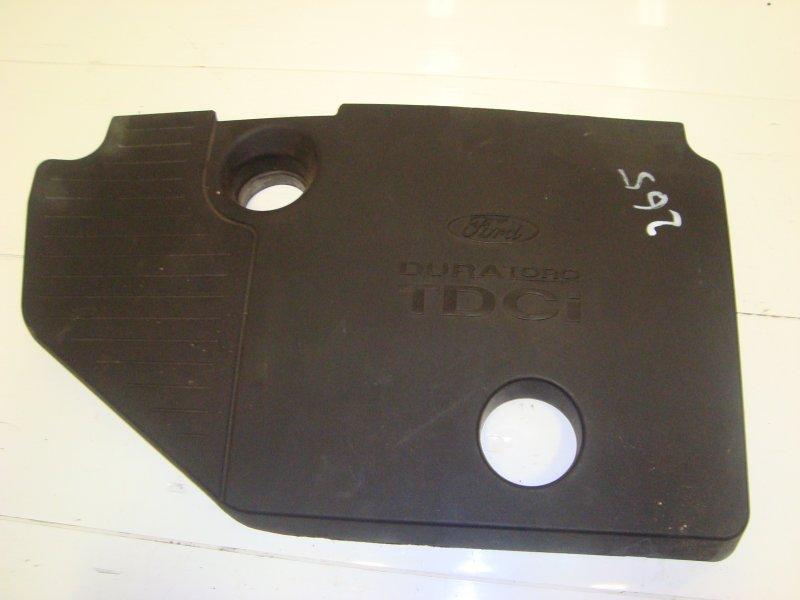 Крышка двигателя Ford Focus 2 DIESEL 2009 (б/у)