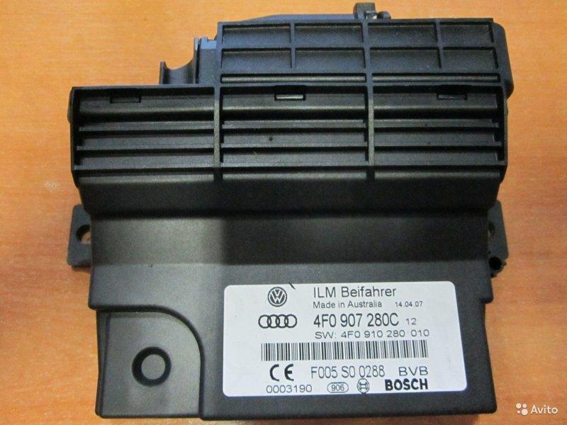 Блок управления Audi A6 C6 4F 3.2 BKH 2007 (б/у)