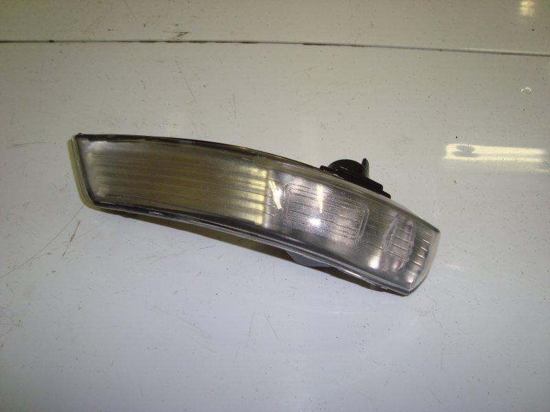 Повторитель поворотника в зеркало Ford Focus 2 CB4 2.0 2009 левый
