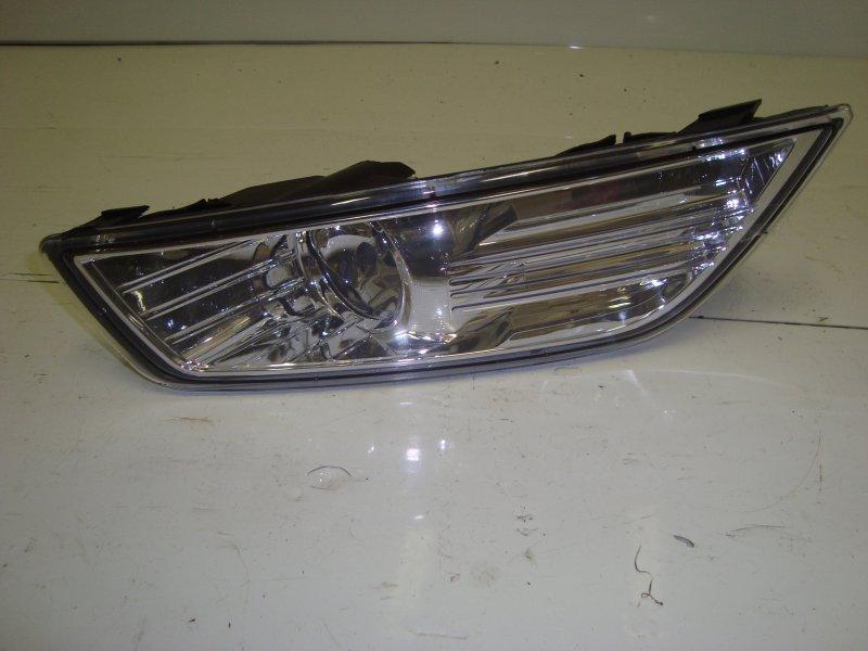 Фара противотуманная Ford Mondeo 4 BD 2.0 2008 левая