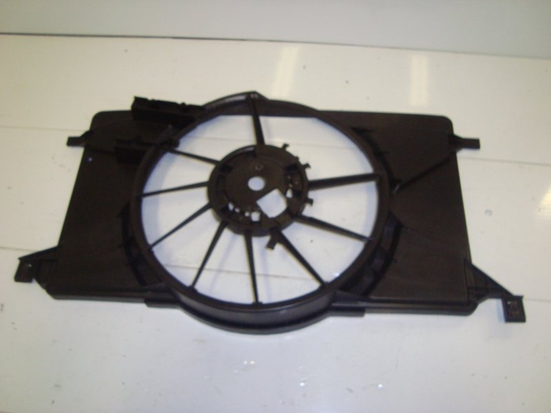 Диффузор Ford Focus 3 CB8 1.6 2013
