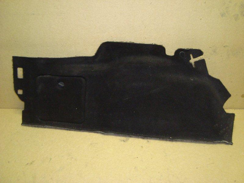 Обшивка багажника Ford Focus 2 CB4 1.6 2008 задняя левая (б/у)