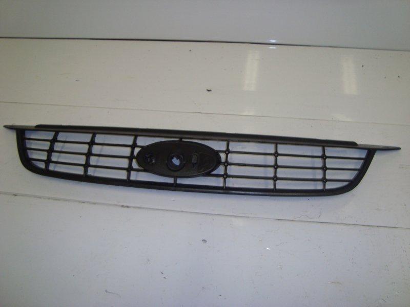 Решетка радиатора Ford Focus 2 CB4 1.6 2009