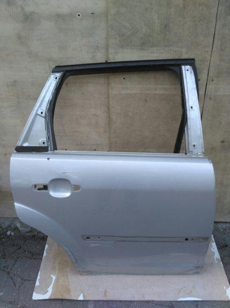 Дверь Ford Focus 2 1.6 2006 задняя правая (б/у)
