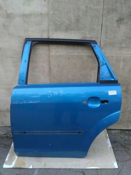 Дверь Ford Focus 2 1.8 2007 задняя левая (б/у)