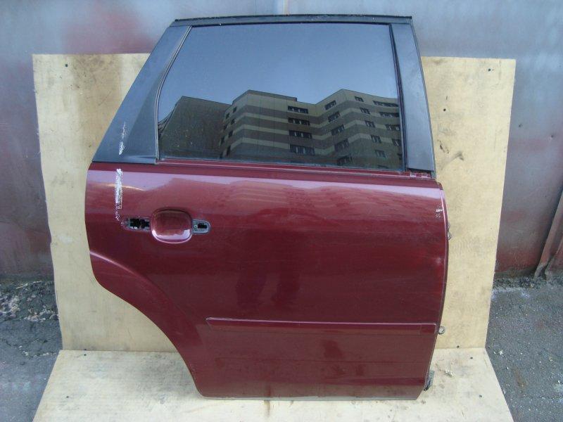 Дверь Ford Focus 2 AODA 2007 задняя правая (б/у)