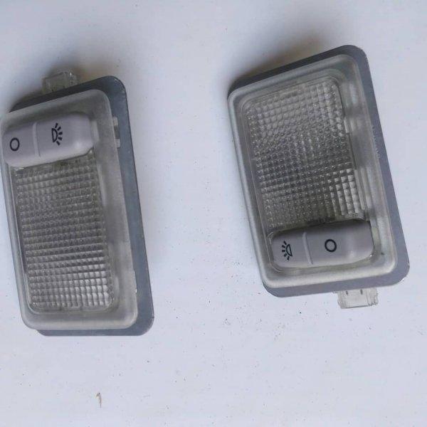 Комплект козыречных плафонов Ford Focus 2 (б/у)