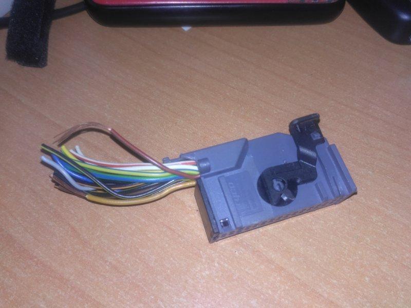 Разъем приборной панели Ford Focus 2 (б/у)