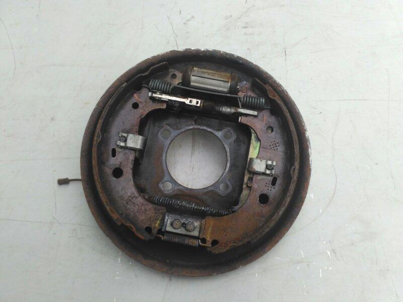 Тормозной механизм в сборе (барабан) Ford Focus 2 задний (б/у)
