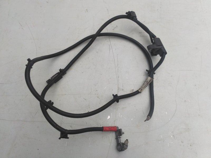 Клемма аккумулятора плюсовая Ford Mondeo 3 (б/у)