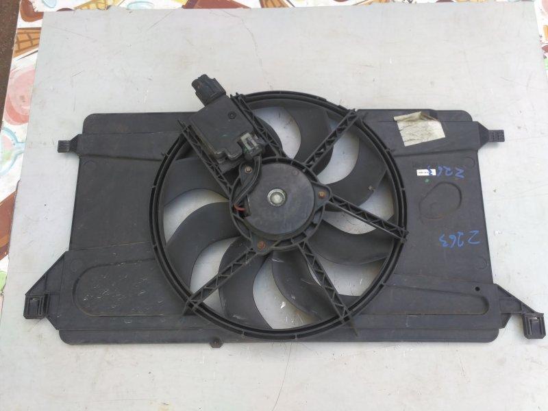 Диффузор Ford Focus 2 HXDA 2007 (б/у)