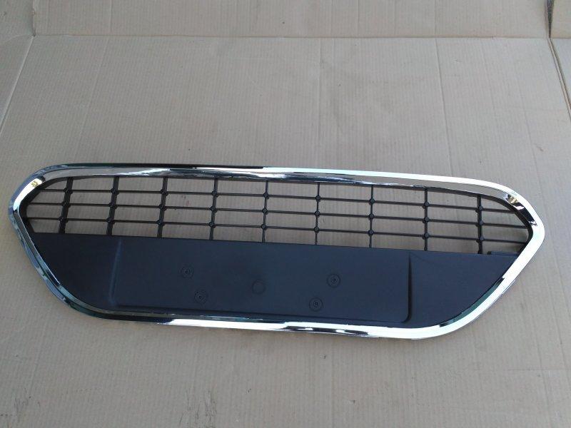 Решетка бампера Ford Focus 2 2009