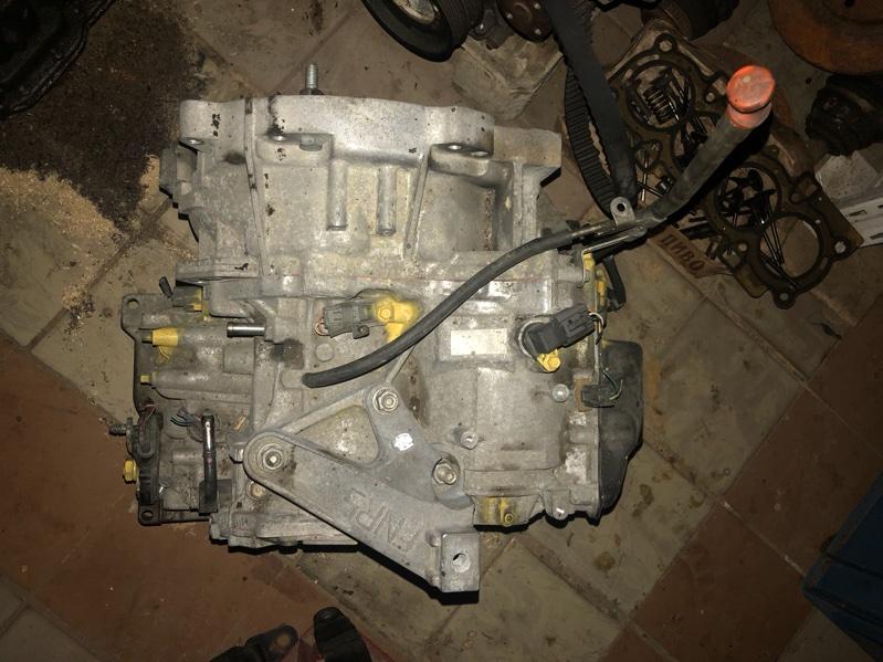 Акпп Mazda 3 LF (б/у)