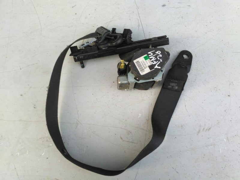 Ремень безопасности Ford Mondeo 4 правый (б/у)