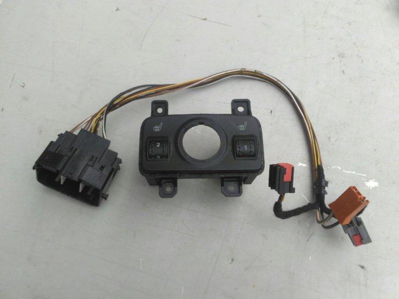 Комплект для подключения обогрева сидений Ford Focus 3 (б/у)