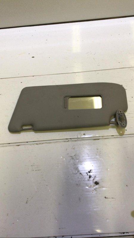 Козырек солнцезащитный Ford Focus 1 1.8 115 Л.С. (б/у)