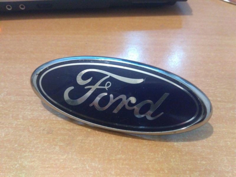 Эмблема Ford S-Max (б/у)