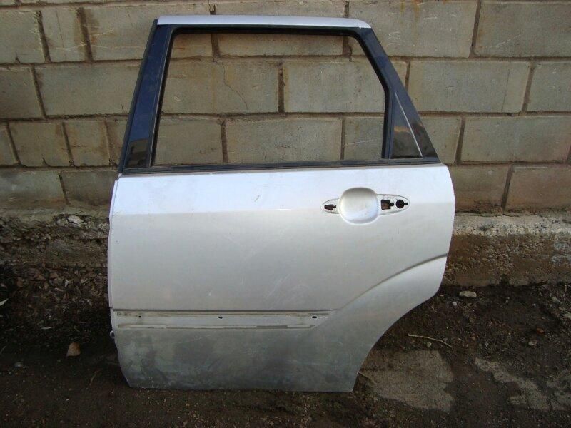 Дверь Ford Focus 1 задняя левая (б/у)