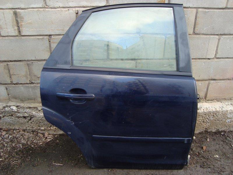 Дверь Ford Focus 2 2006 задняя правая (б/у)