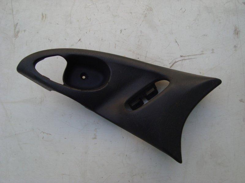 Накладка ручки двери салонна Ford Focus 1 1.8 115 Л.С. передняя левая (б/у)