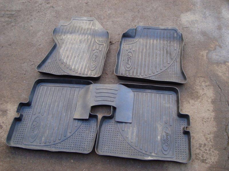 Комплект ковриков салона Ford Focus 1 1.8 115 Л.С. (б/у)