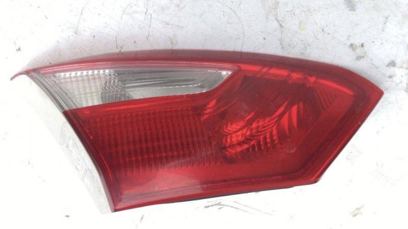 Фонарь Ford Focus 3 2011 задний левый (б/у)