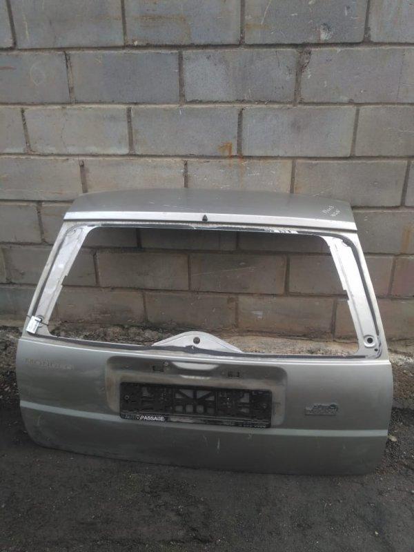 Крышка багажника Ford Mondeo 3 (б/у)