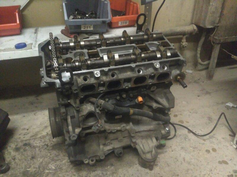 Двигатель Ford Focus 2 2.0 (б/у)
