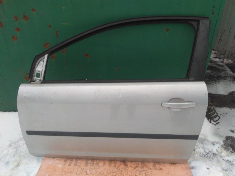Дверь Ford Focus 2 CB4 1.6 2007 передняя левая (б/у)