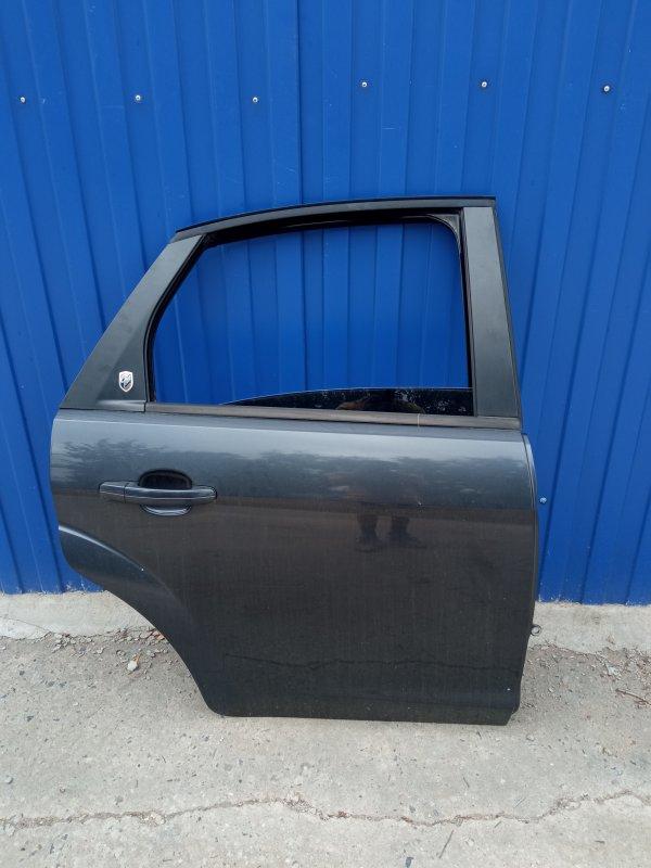Дверь Ford Focus 2 задняя правая (б/у)