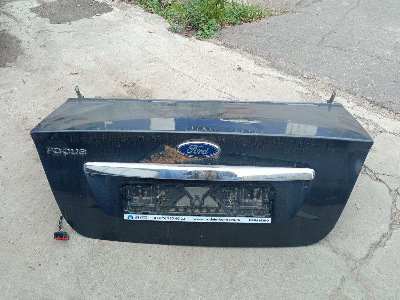 Крышка багажника Ford Focus 2 (б/у)