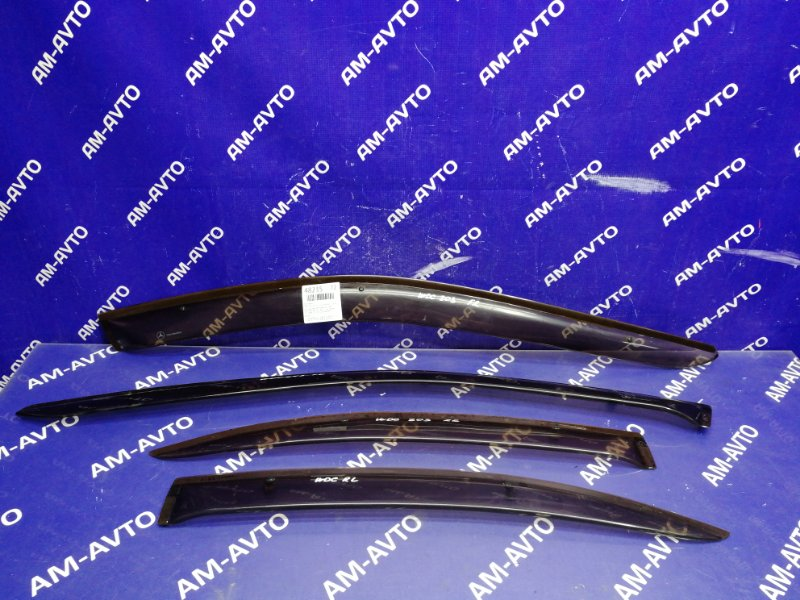 Ветровики Mercedes-Benz C200 Kompressor WDC203 271.940 2004 (б/у)