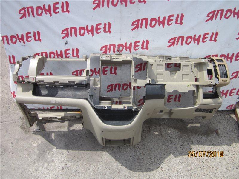 Торпедо Nissan Serena C25 MR20DE нижнее (б/у)