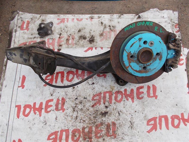 Ступица Mini Cooper R50 задняя левая (б/у)