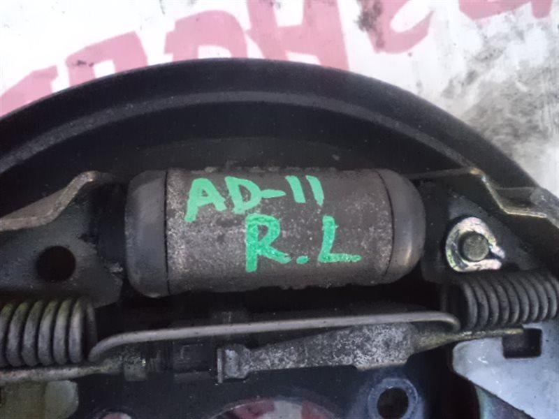 Тормозной цилиндр Nissan Ad Y11 задний левый (б/у)