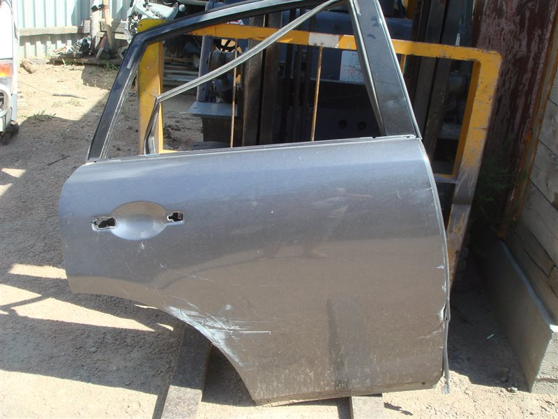 Дверь Infiniti Fx35 S50 VQ35DE задняя правая (б/у)