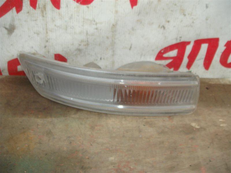 Повторитель бамперный Toyota Carina Ed ST202 3S-FE передний правый (б/у)