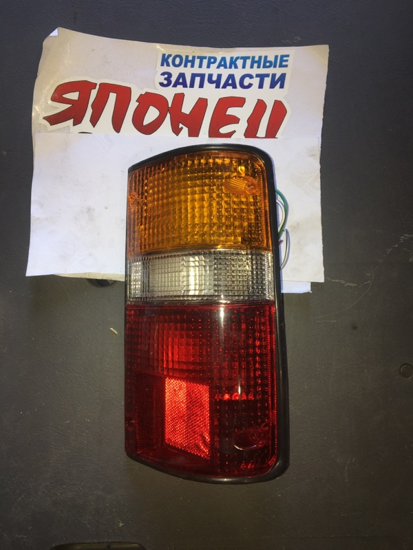 Стоп-сигнал Toyota Hilux LN130 задний правый (б/у)