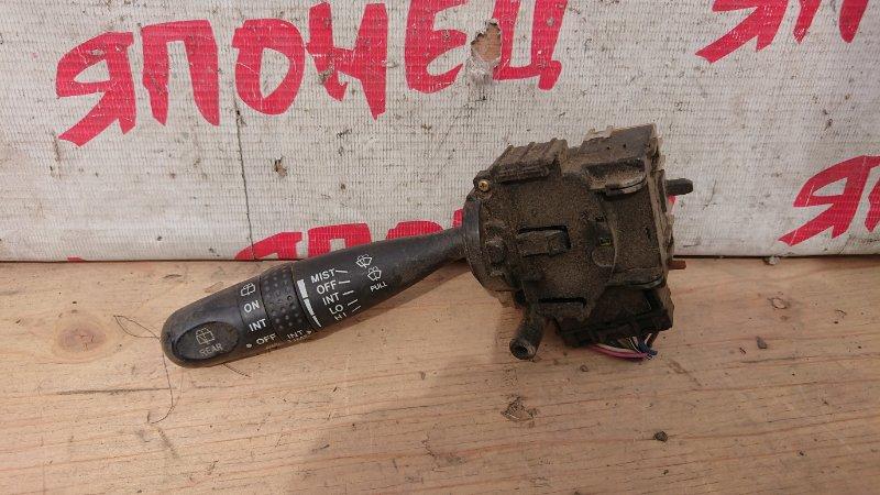 Переключатель стеклоочистителей Toyota Voltz ZZE136 1ZZ-FE левый (б/у)