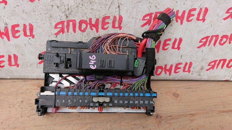 Блок предохранителей салона Bmw 3 Series E46 M54B25 256S5 (б/у)
