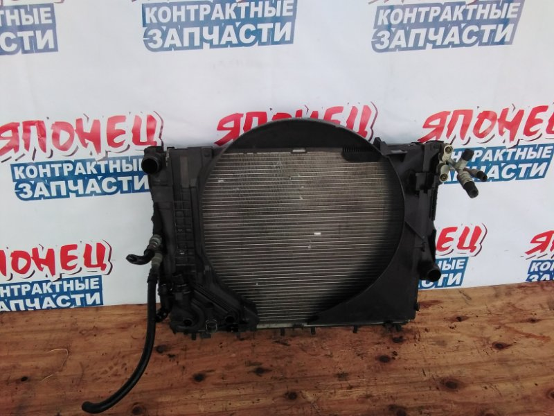 Радиатор основной Bmw 3 Series E46 M54B25 256S5 (б/у)