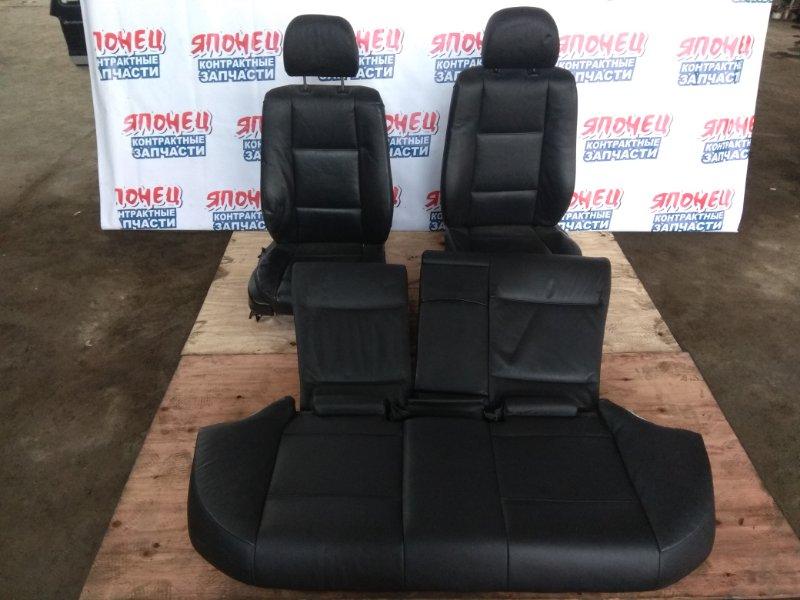 Сиденья комплект Bmw 3 Series E46 M54B25 256S5 (б/у)