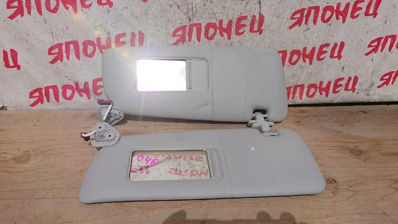 Козырек солнцезащитный Bmw 3 Series E46 M54B25 256S5 (б/у)