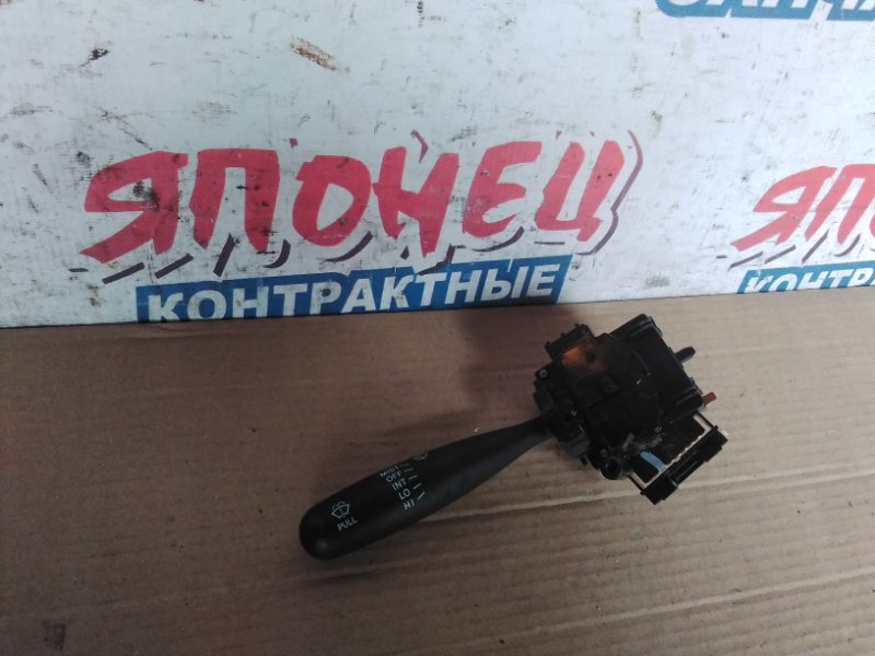 Переключатель стеклоочистителей Toyota Probox NCP51 1NZ-FE левый (б/у)