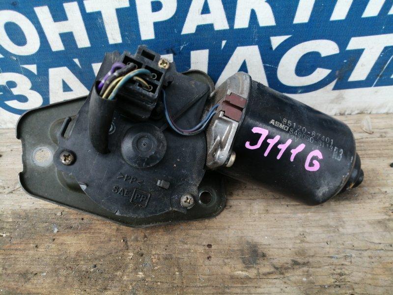 Мотор дворников Daihatsu Terios Kid J111G EF-DEM передний (б/у)