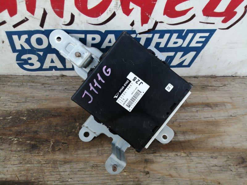 Блок управления efi Daihatsu Terios Kid J111G EF-DEM (б/у)