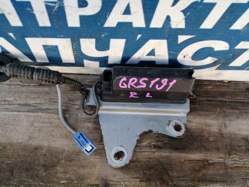 Датчик давления в шинах Lexus Gs350 GRS191 2GR-FSE задний левый (б/у)